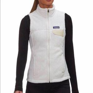 Patagonia Women's Re-tool Shearling Fleece Vest